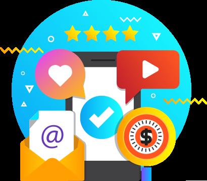 Surya MKT Agencia de Marketing Digital Estratégia Marketing 1