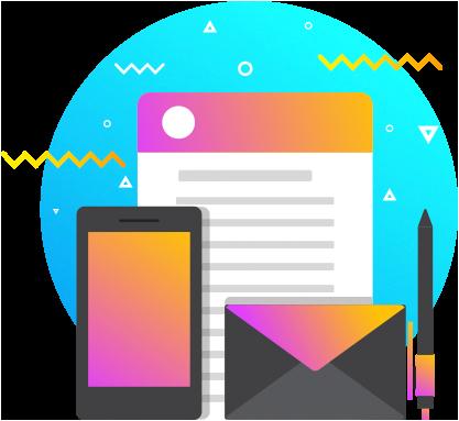 Surya MKT Agencia de Marketing Digital Evolução da Internet