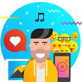 Gerenciamento de Mídias Sociais   Surya MKT Agencia de Marketing Digital
