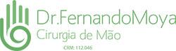Logo Dr. Fernando Moya   SuryaMKT Agência de Marketing Digital